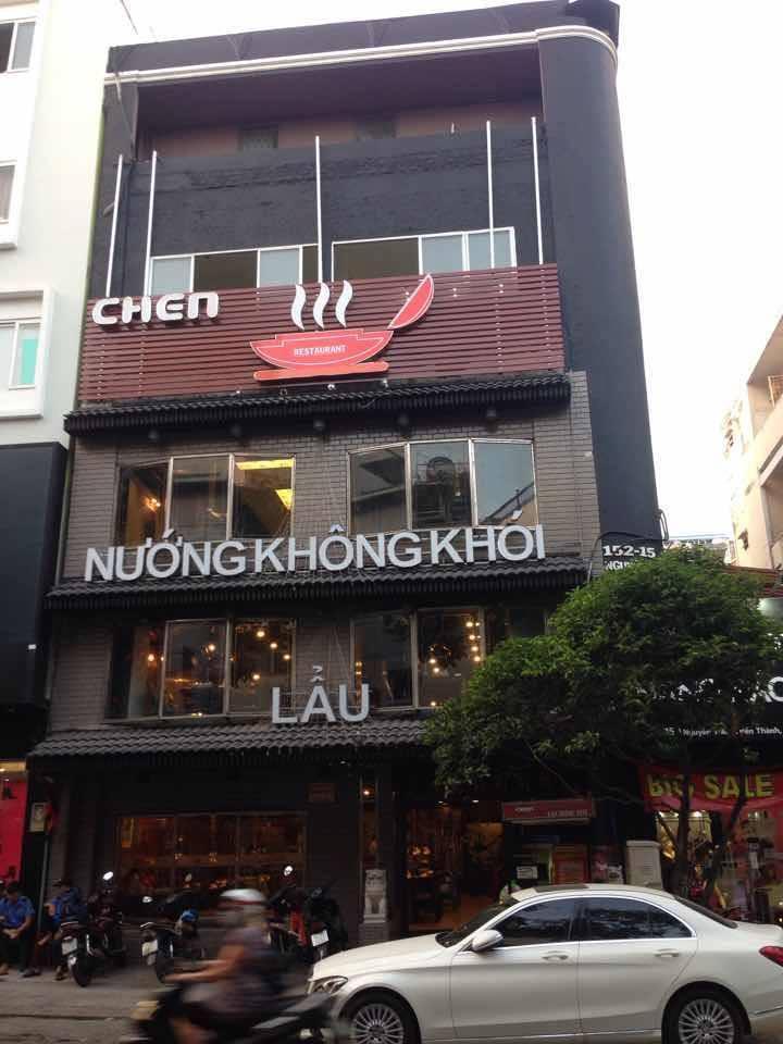 Địa chỉ Chen Restaurant