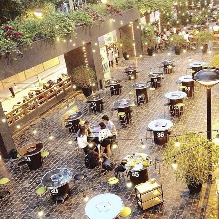 địa chỉ K-Pub - Korean BBQ Garden