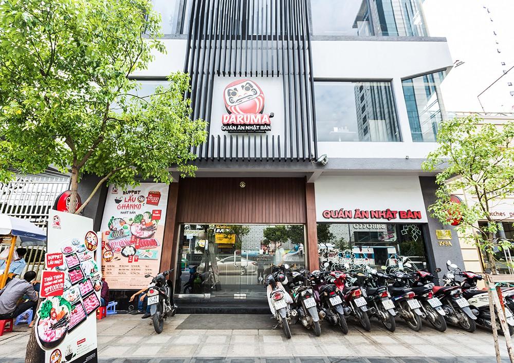 địa chỉ quán Daruma