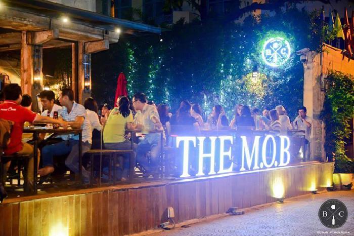 địa chỉ quán Mob Beer