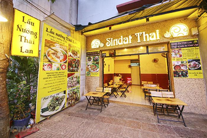 địa chỉ Sindat Thái