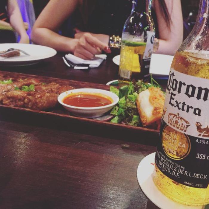đồ uống Fox Beer quán