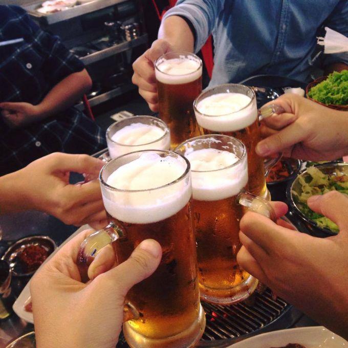 đồ uống K-Pub - Korean BBQ Garden ảnh1