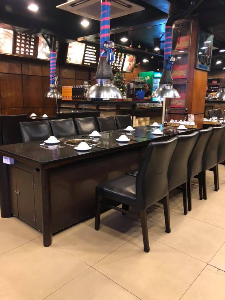 Không gian Chen Restaurant ảnh1