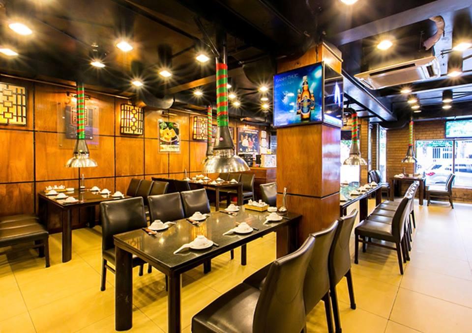 Không gian Chen Restaurant ảnh2