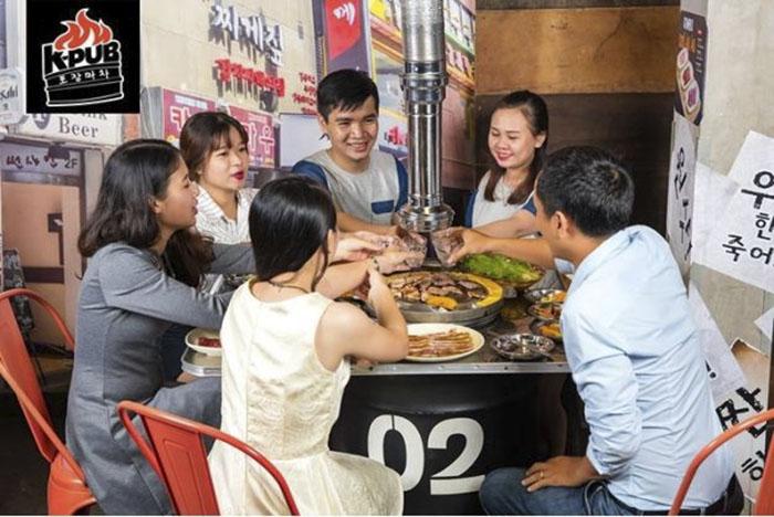 không gian K-Pub - Korean BBQ Garden ảnh2