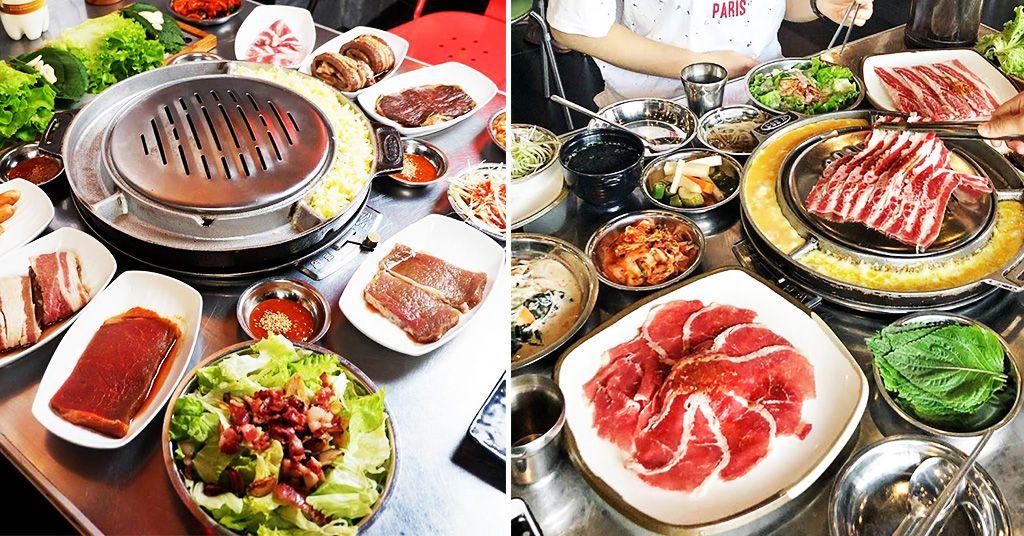 món ăn K-Pub - Korean BBQ Garden ảnh1