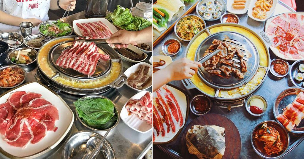 món ăn K-Pub - Korean BBQ Garden ảnh2
