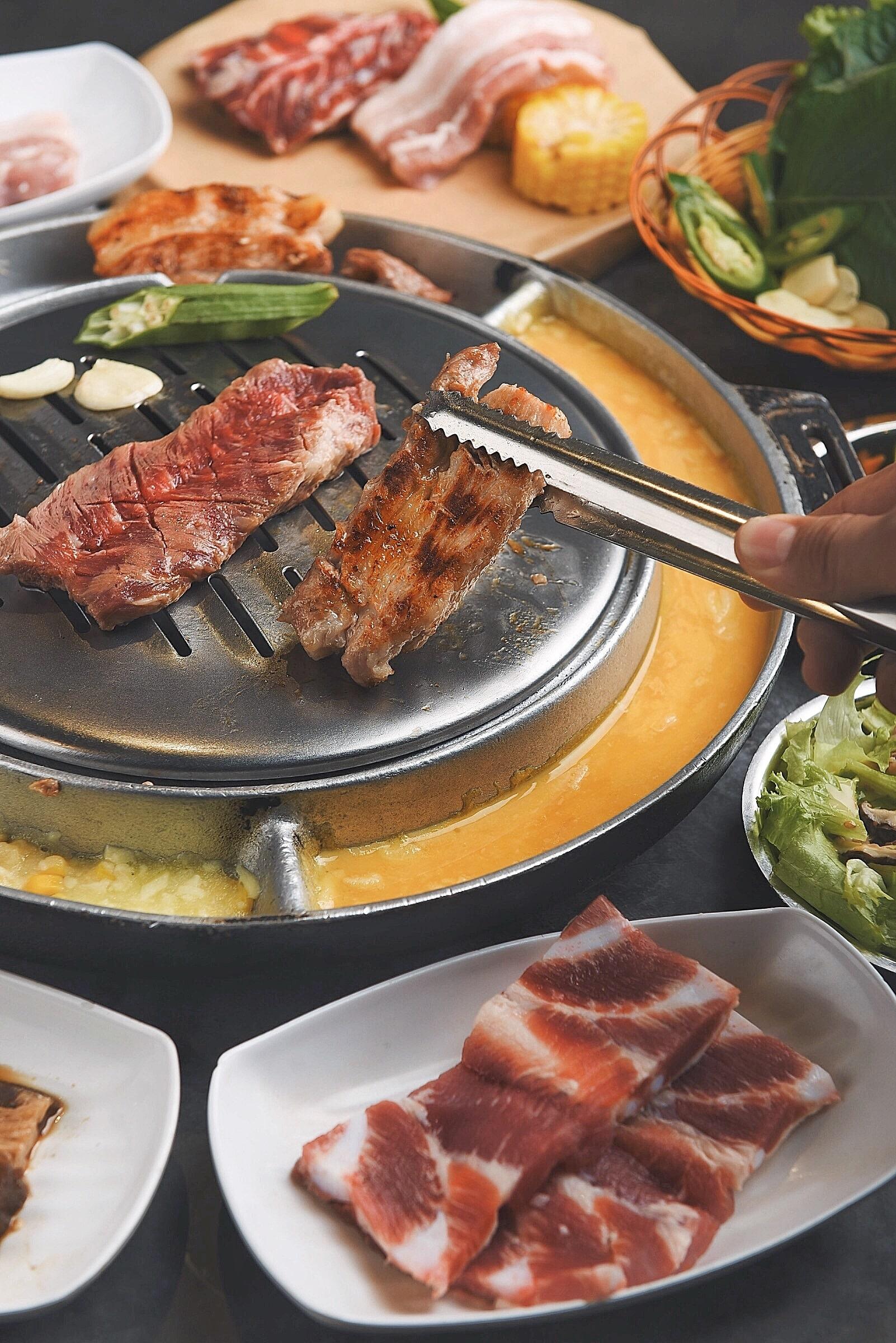 món ăn K-Pub - Korean BBQ Garden ảnh4