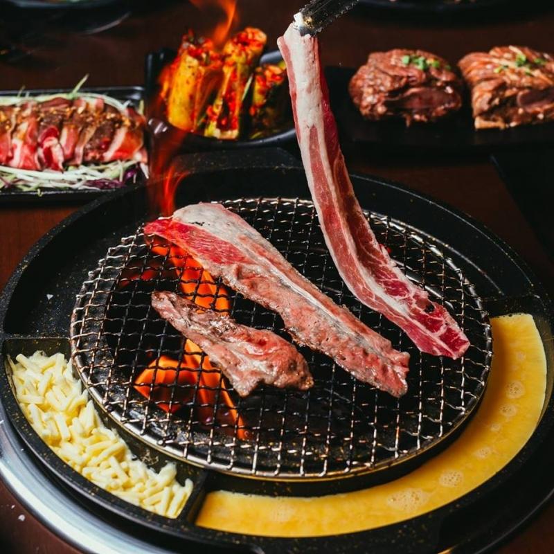 món ăn K-Pub - Korean BBQ Garden ảnh5