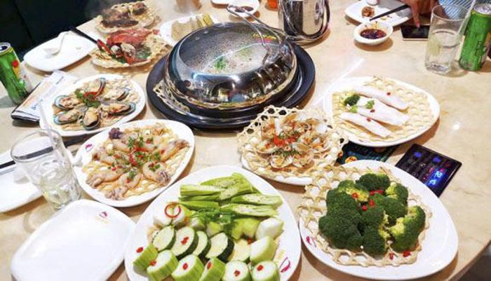 món ăn Chang Kang Kung ảnh1