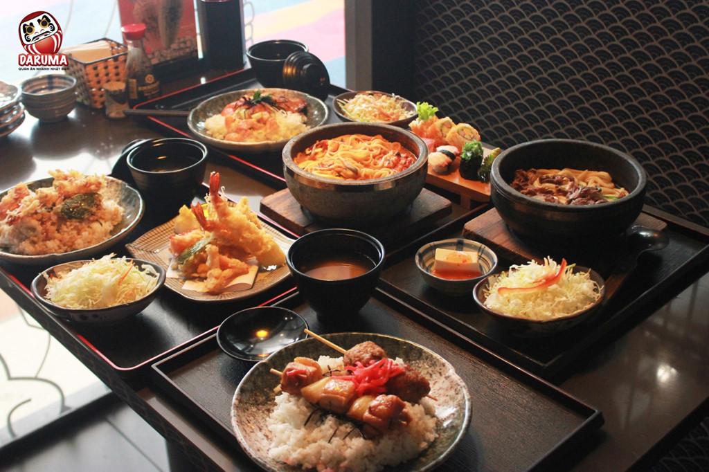 món ăn quán Daruma ảnh2