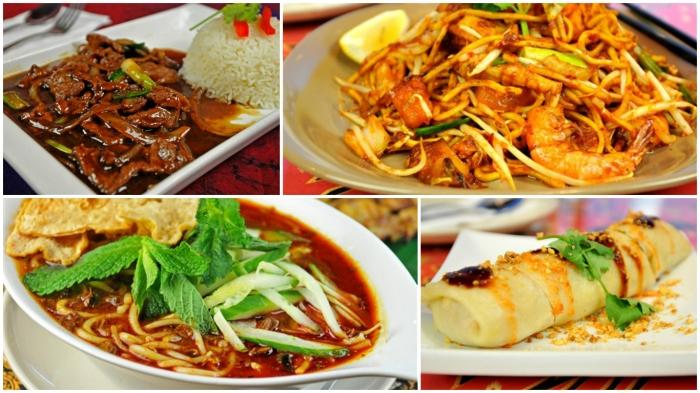 món ăn quán Halal Saigon ảnh1