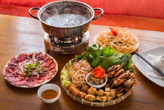 món ăn quán Halal Saigon ảnh2