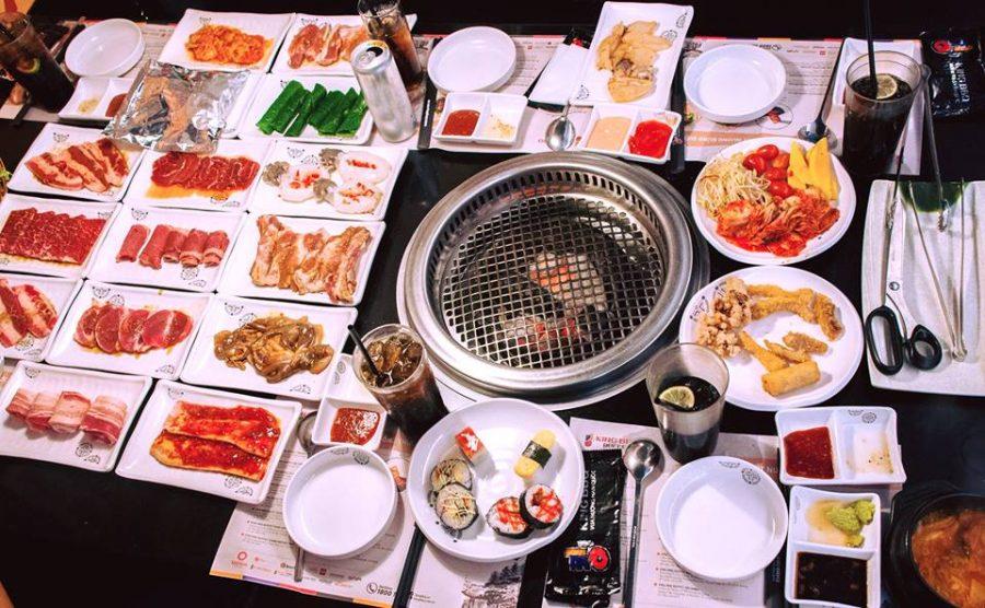 món ăn quán King BBQ Buffet ảnh1