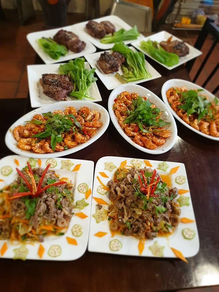 món ăn Lẩu Dê & Cua Hoa Lan ảnh1