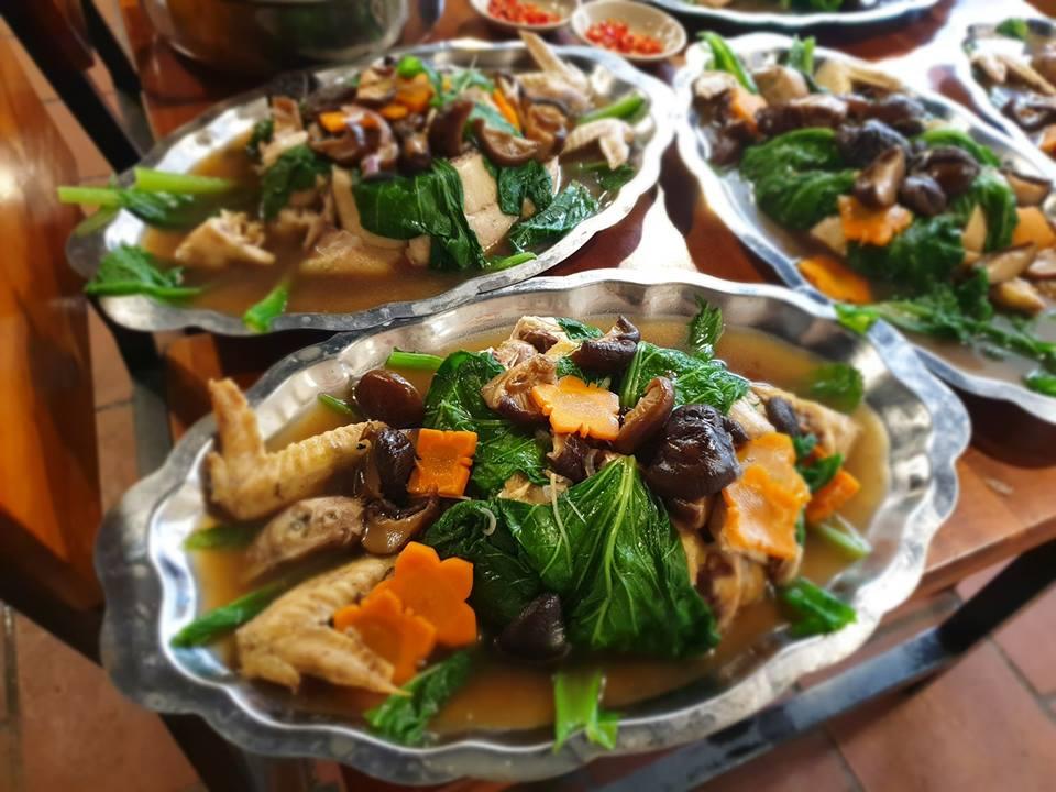 món ăn Lẩu Dê & Cua Hoa Lan ảnh3