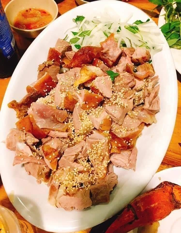 món ăn Lẩu Dê & Cua Hoa Lan ảnh4