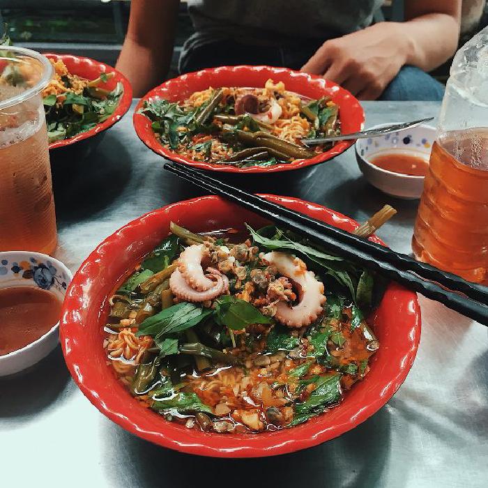 món ăn quán ốc hến dì lan ảnh3