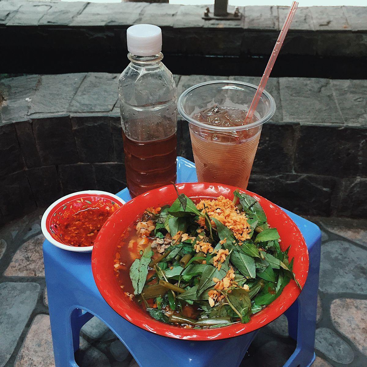 món ăn quán ốc hến dì lan ảnh4