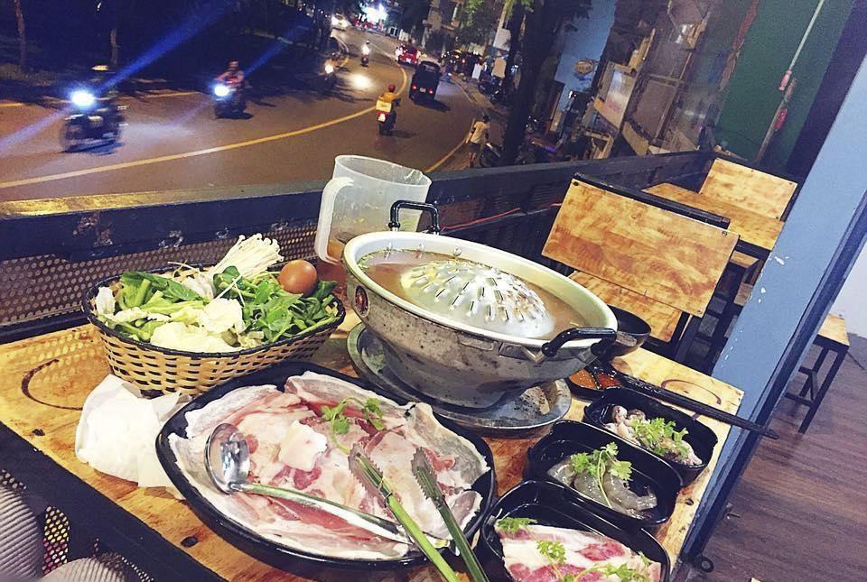 món ăn quán Sindat Thái ảnh1