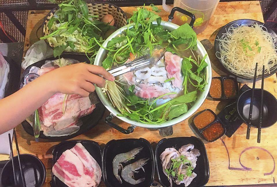 món ăn quán Sindat Thái ảnh2