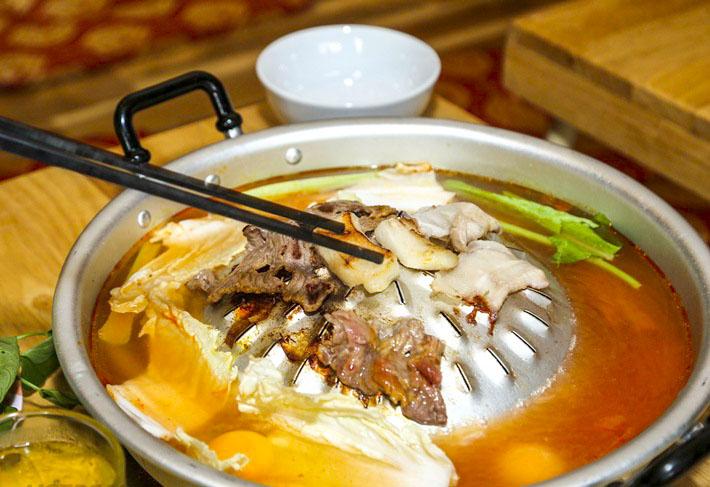 món ăn quán Sindat Thái ảnh3
