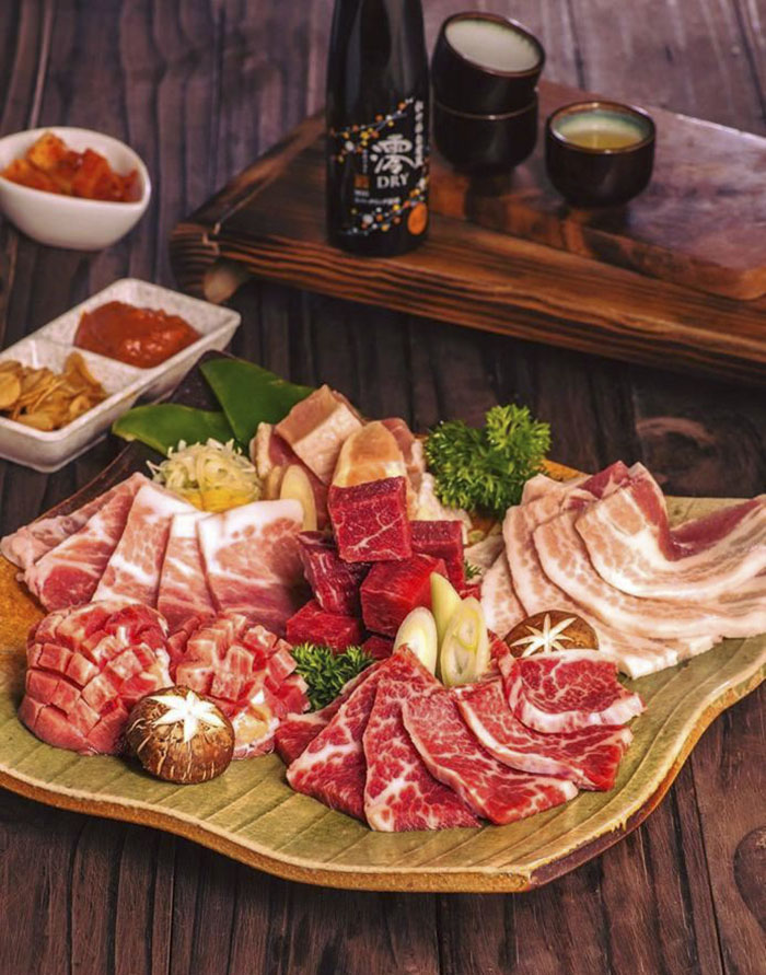 món ăn quán Tasaki BBQ phú nhuận ảnh1