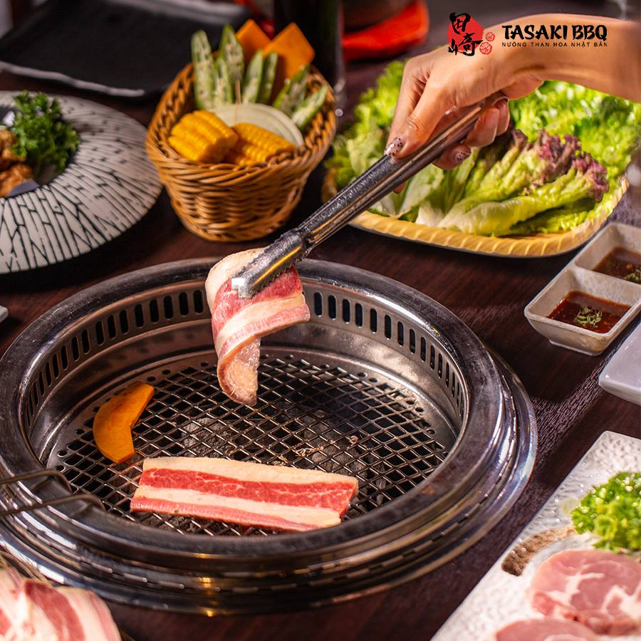 món ăn quán Tasaki BBQ phú nhuận ảnh2