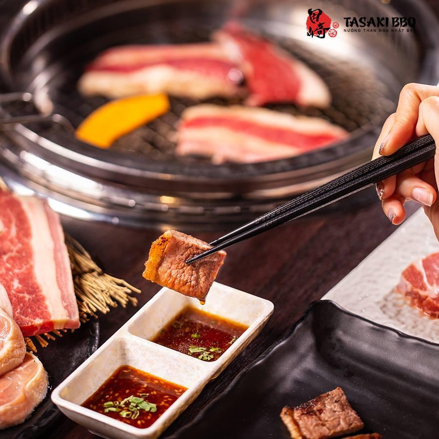 món ăn quán Tasaki BBQ phú nhuận ảnh3