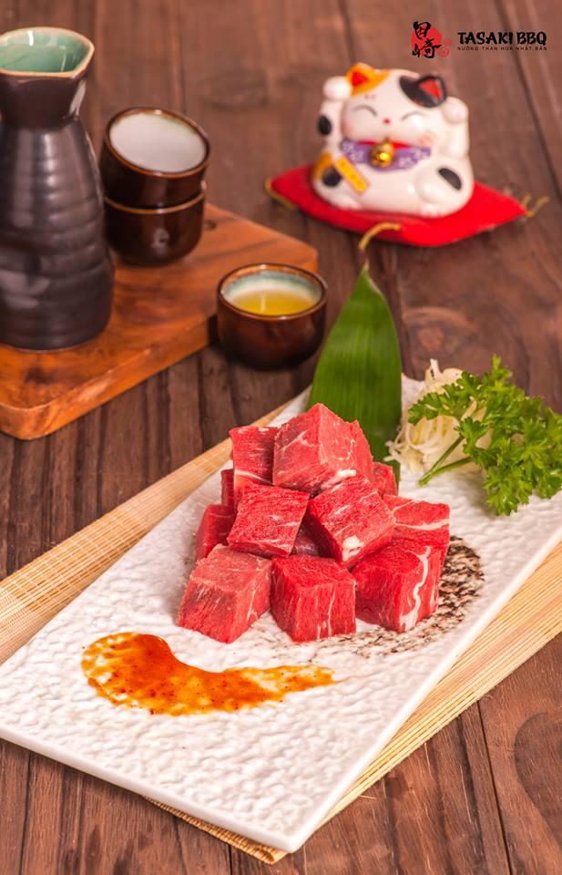 món ăn quán Tasaki BBQ phú nhuận ảnh5