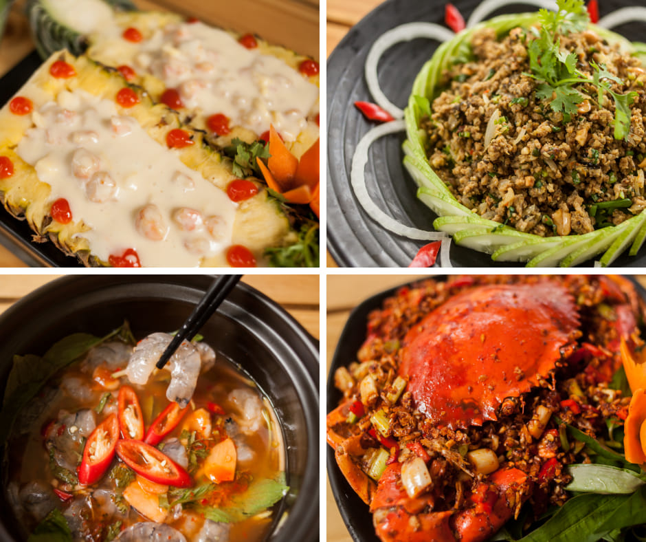 món ăn quán Xiên Khè ảnh1