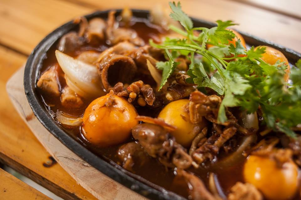 món ăn quán Xiên Khè ảnh2