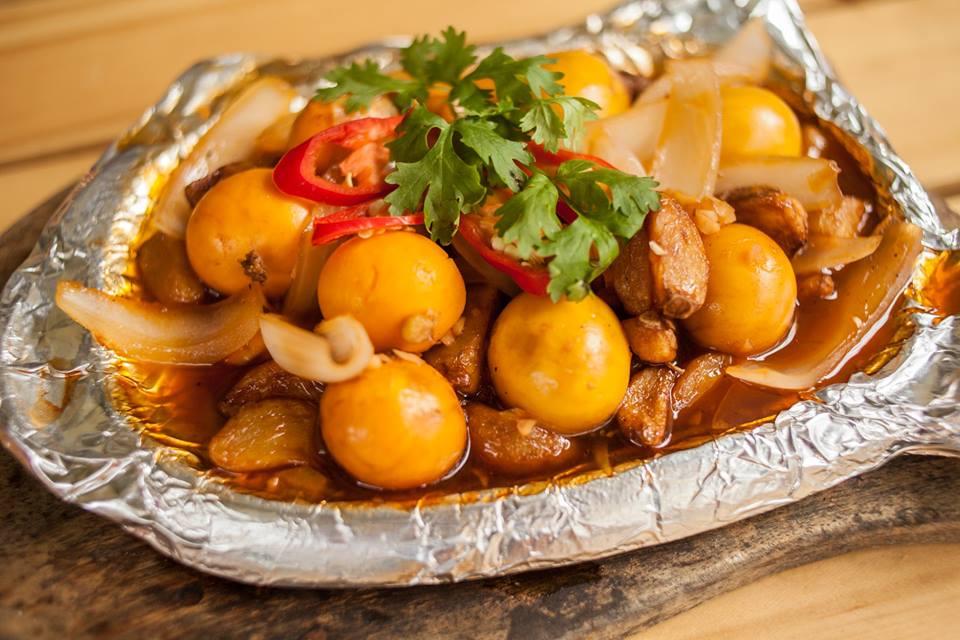 món ăn quán Xiên Khè ảnh3