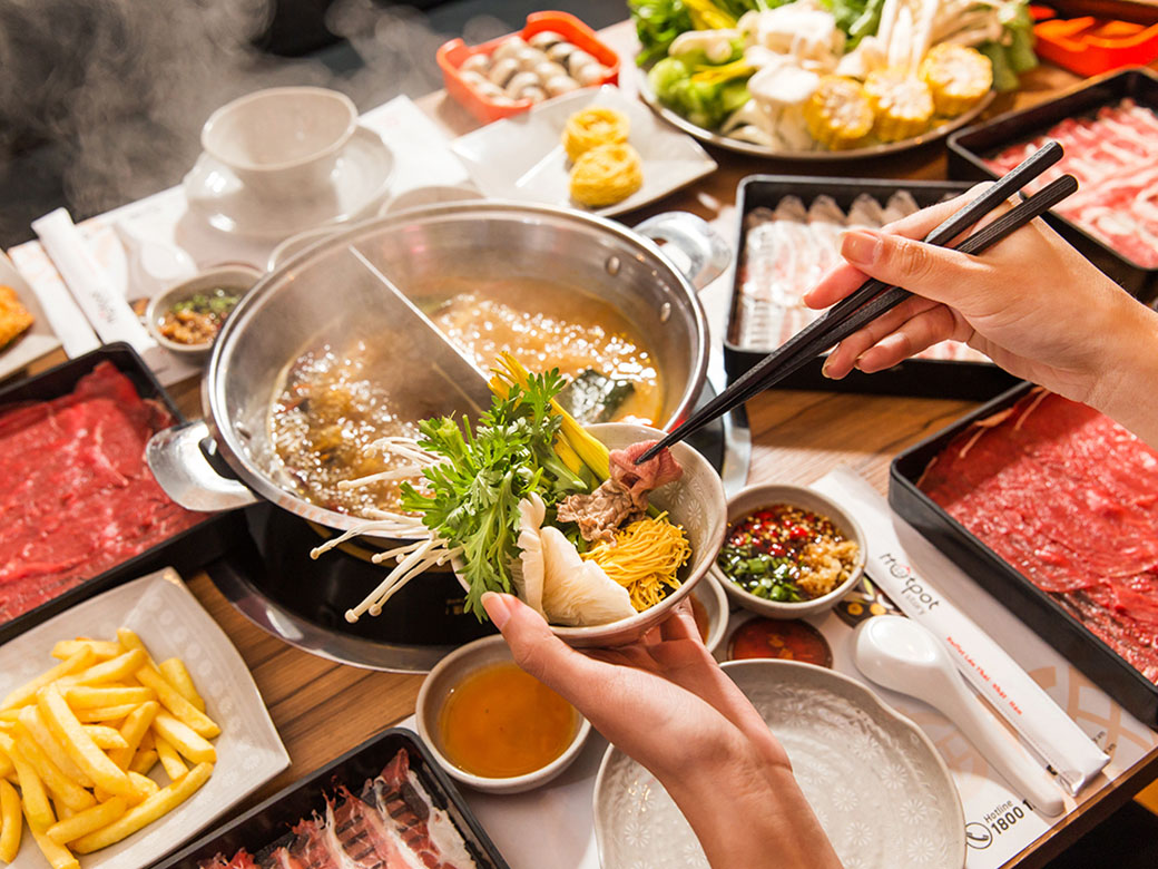 món ăn tại hotpot story ảnh1