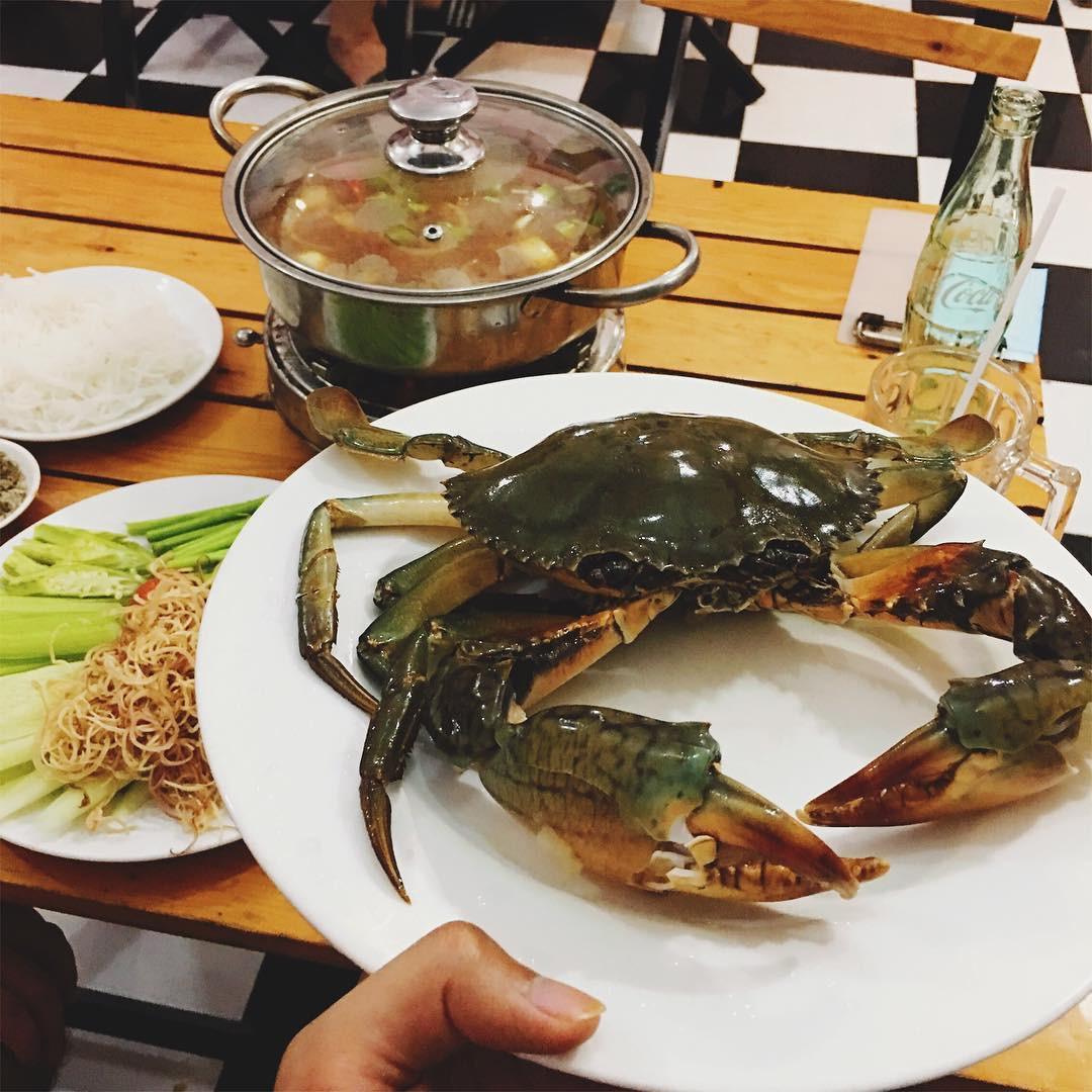 món ăn tại Lẩu Cua Khôi ảnh3