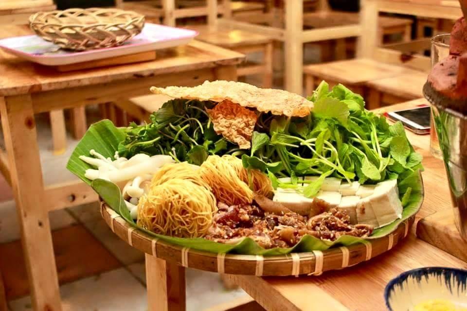 món ăn quán Nướng Lẩu Chòi ảnh1