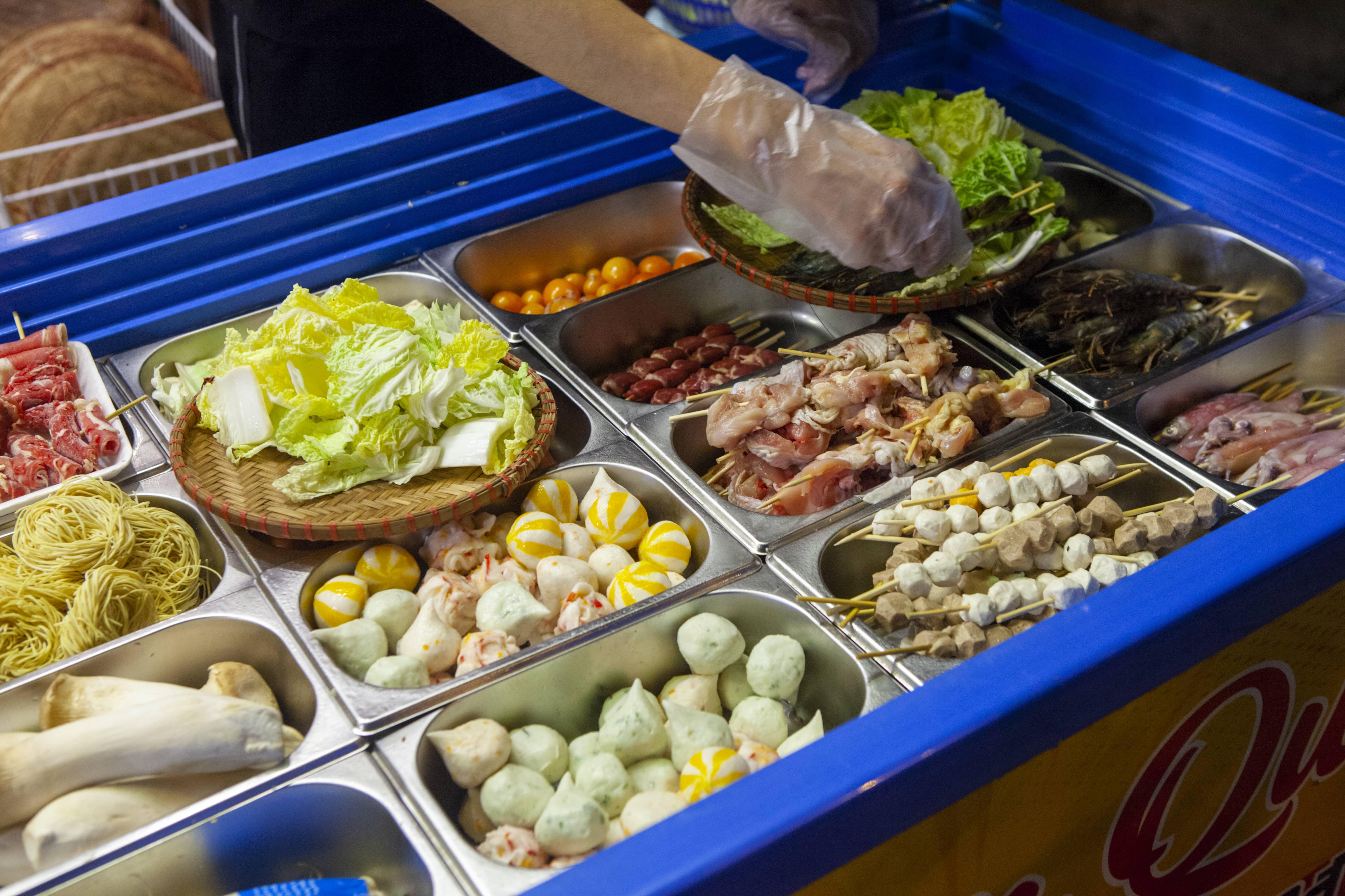 Review món ăn ở Tomyum quán 1