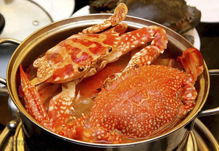 món ăn Làng hải sản Sài Gòn ảnh1