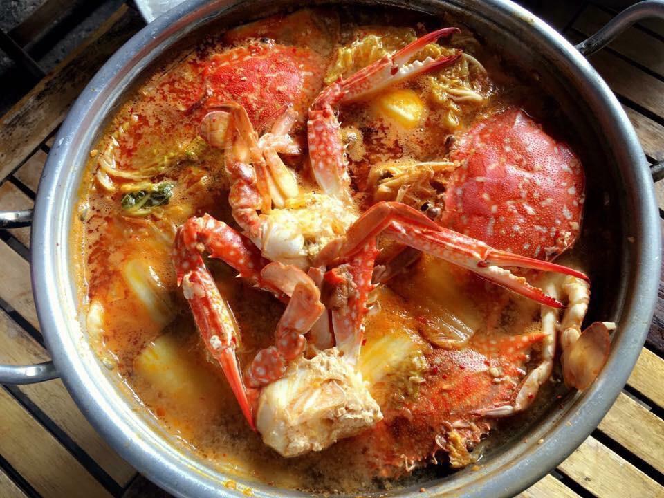 món ăn Làng hải sản Sài Gòn ảnh2