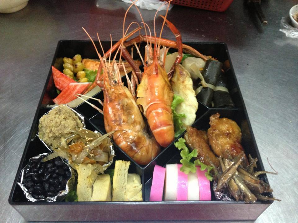 Nhà hàng NhậtHanayuki món ăn