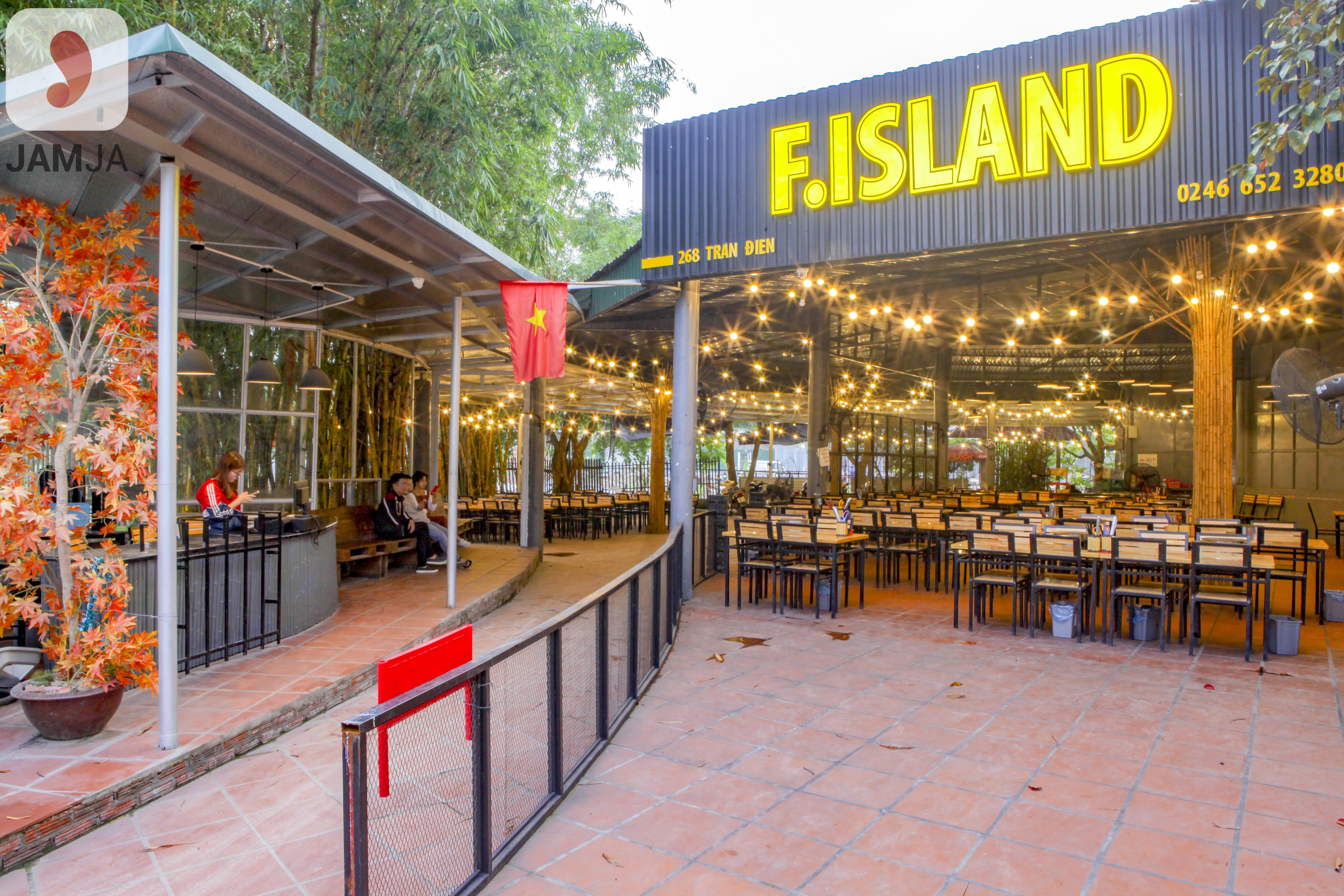 Nhà hàng F.Island