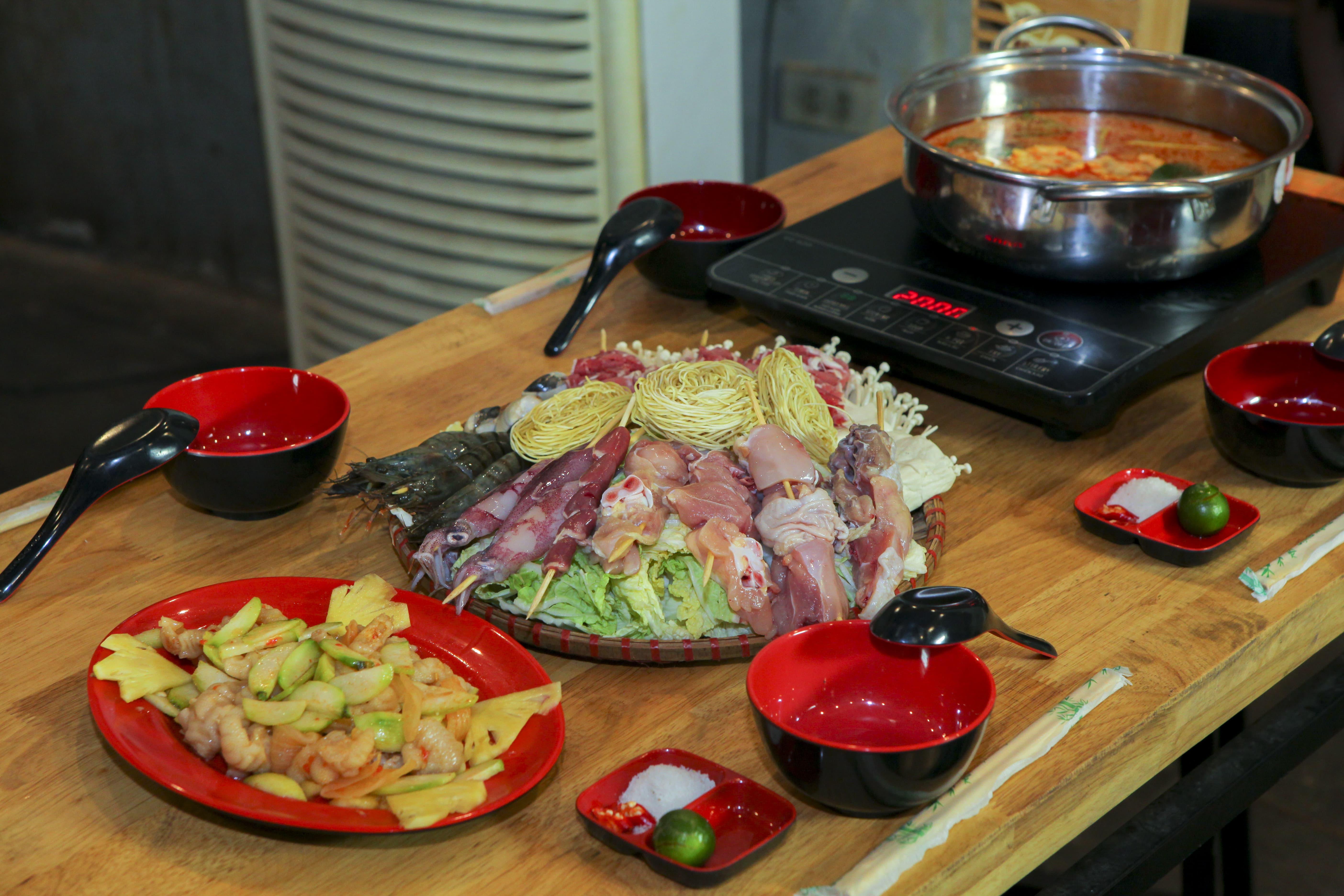 Nhà hàng Tomyum quán