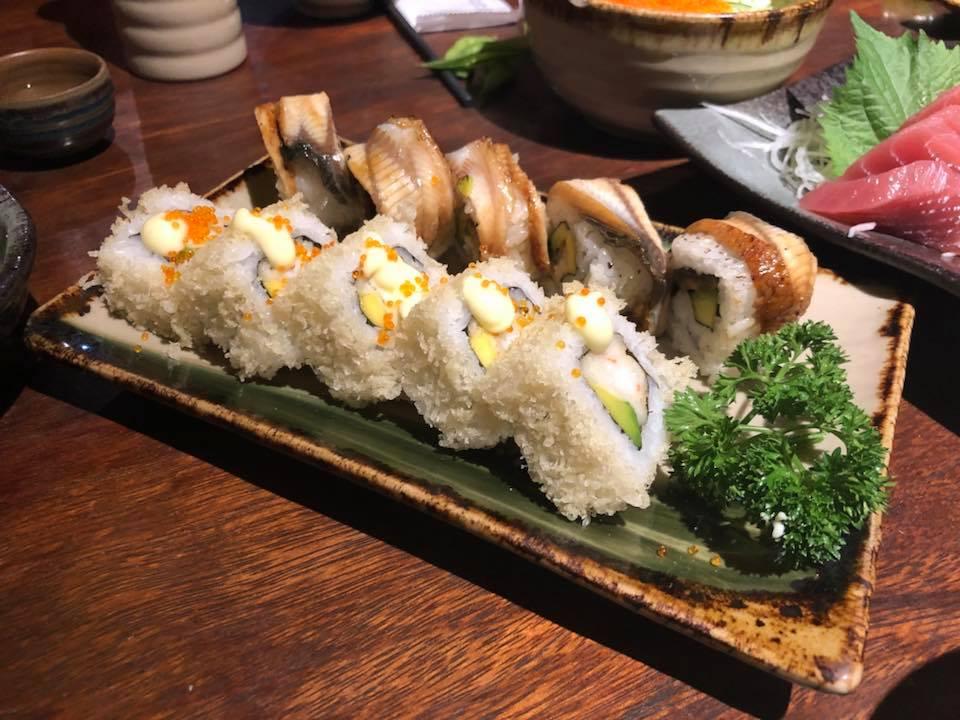 shinbashi món ăn