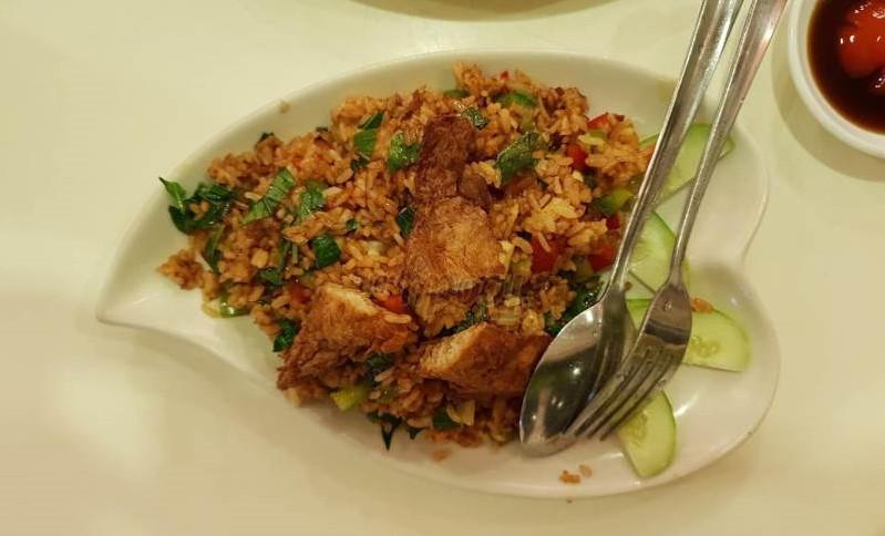 Nhà hàng Thiên Quốc Chay món ăn