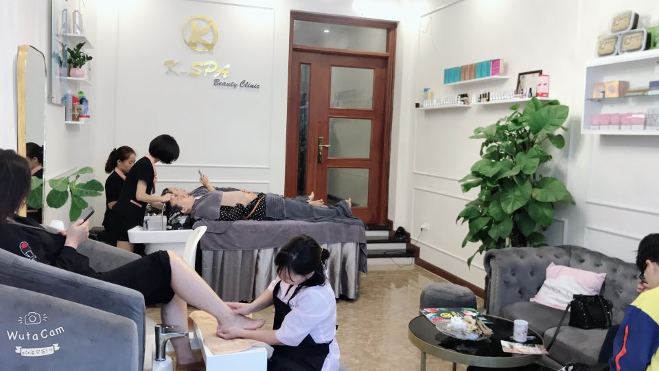 K-Spa Beauty Clinic địa chỉ