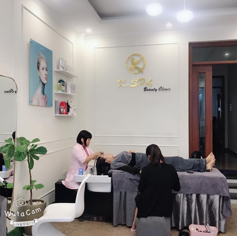 K-Spa Beauty Clinic dịch vụ