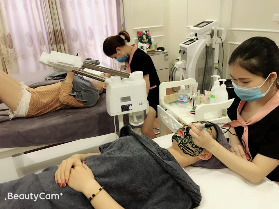 K-Spa Beauty Clinic massage