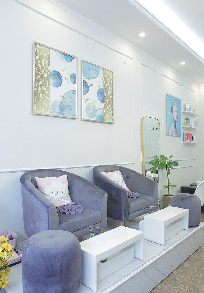 K-Spa Beauty Clinic thiết kế