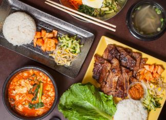 Shilla Korean BBQ